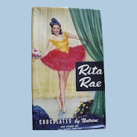 1930's Candy Box Rita Rae