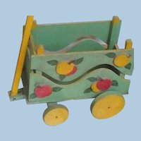 Wooden Victory Cart 1940