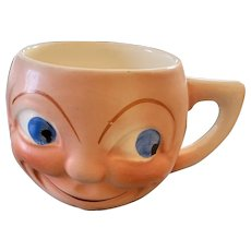 smiling Czech Mug