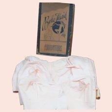 1950's-60's Cotton Bras (3) Belle Maid original box
