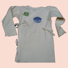 1950's Infants Undershirt NWT