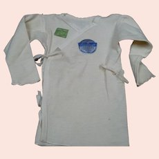 1950's Infants Undershirt NWT
