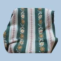 Green Knit Afghan