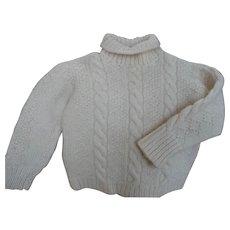 Child's Fisherman Knit Sweater