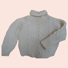 Child's Fisherman Knit Sweater