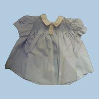 Handmade Smocked Baby Dress