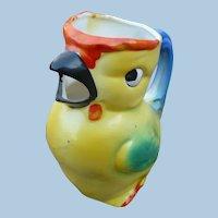 Porcelain Chicken Pitcher or Creamer