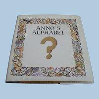 Anno's Alphabet Book