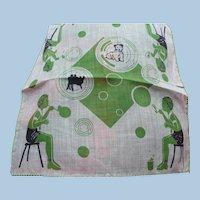 Bubble Boy Child's Handkerchief