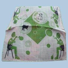Bubble Boy Child's Handkerchief