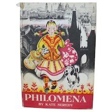 Philomena by Kate Seredy  First edition  1955