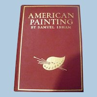 History of  American Painting Book 1905