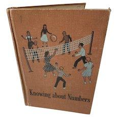 School arithmetic textbook