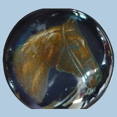 Bridle Horse Pin