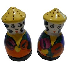 Mrazek Figural Czech Salt & Pepper