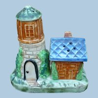 Lighthouse  House Salt & Pepper Set