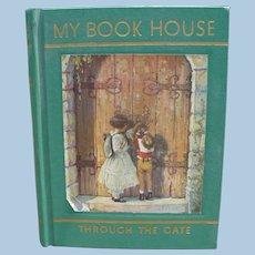 My Book House Through the Gate