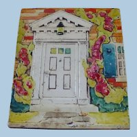 Chalkware Ivorex Colored Tile