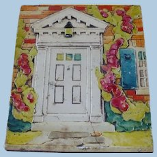 Chalkware Ivorex Colored Tile