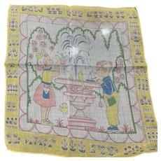 Masha Child's Handkerchief