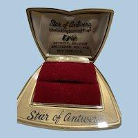 Star of Antwerp ring box