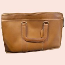 Coach  Leather Briefcase