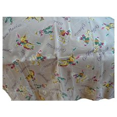 Cotton Cowboy Fabric