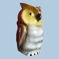 Small Owl Pitcher or Creamer made in Germany