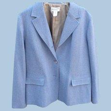 Ladies Wool Pendleton Blazer