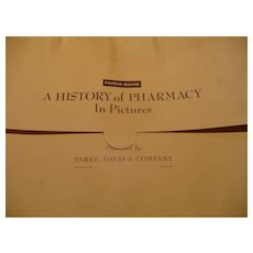 History of Pharmacy Poster Set by Parke Davis