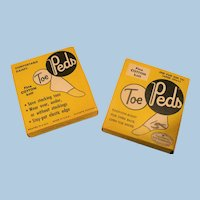 Vintage Packages Peds  Stockings