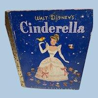 Cinderella Disney Golden Book 1950