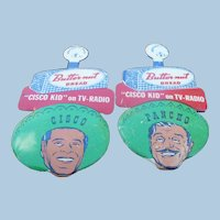 Butternut Bread Cisco Pancho Metal Buttons