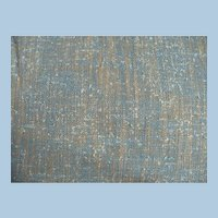 Linen Silk Fabric 4 1/2 yards