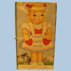Handkerchief Folder for Children  7 Hankies