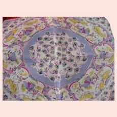 Courtship Handkerchief
