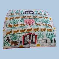 Krier Village Handkerchief