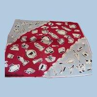 Feminine Fancies  Handkerchief