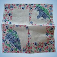 Meropolitian Museum Cathedral New York Handkerchief