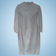 Victorian Long Nightgown