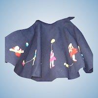 Applique Birthday Skirt