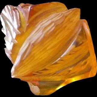Chunky Bakelite Ring