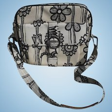 Samsonite 70's Floral Carry-On Bag