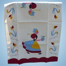 Dutch Girl Towel