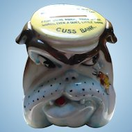 Ceramic Cuss Bank