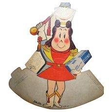 Little Lulu Kleenex Display 1956