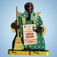 Black Americana Wooden Mammy