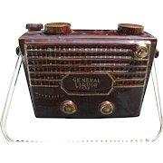 Ceramic Radio Flask