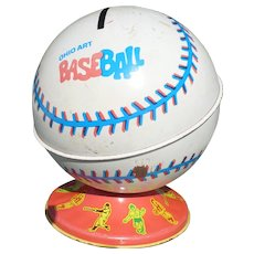 Baseball Bank Ohio Art