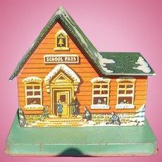Tin Lollipop Bank School